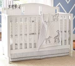 What Is A Convertible Crib 3 In 1 Convertible Crib Pottery Barn