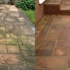 Patio Jet Wash Driveway Cleaning And Sealing St Helens Driveway And Patio