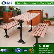 Plastic Wood Patio Furniture by Wood Plastic Composite Outdoor Furniture Wood Plastic Composite
