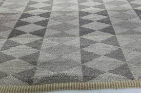 Flat Rug Swedish Flat Weave Double Sided Rug Bb6316 By Doris Leslie Blau