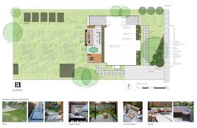 Residential Plan by Residential Landscape Design Huddle
