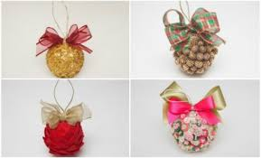 Easy Christmas Decorations To Make At Home Christmas Crafts For Kids Making Christmas Tree Ornaments With Pasta