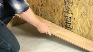 How To Install Armstrong Laminate Flooring Floating A Laminate Floor On Top Of Uneven Tile Let U0027s Talk