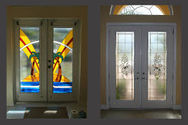 stained glass designs for doors decorative glass naples fort myers fl glass design