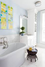 southern living bathroom ideas white wellborn cabinetry in the 2015 southern living idea house