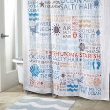 Sea Themed Shower Curtains Coastal Shower Curtains Kohl S