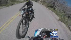 gopro motocross helmet mount man captures terrifying motorcycle crash on gopro camera mounted
