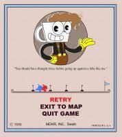 Game Over Meme - game over card by madartsxiii on deviantart