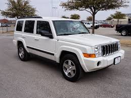 commander jeep 2015 13 995 for sale white 2009 jeep commander sport tdy sales 817