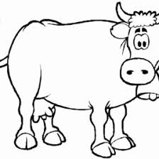 cow spots coloring page kids drawing and coloring pages marisa
