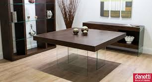 modern square dining table for 8 home furniture