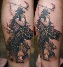 tattoo designs for men roman gladiator pictures to pin on