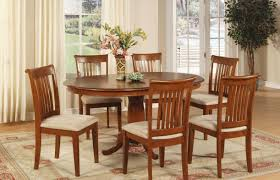 dining room sensational round glass dining room tables for 6