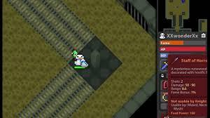rotmg toxic sewers double white bag youtube
