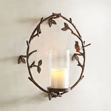 Bird Sconce Pier 1 Imports Bird On A Twig Candle Holder Wall Sconce Fall