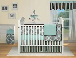 neutral crib set the pooh theme blue navy thick blanket black