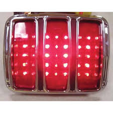mustang led tail lights mustang sequential led tail light kit ultra bright 1965 1966