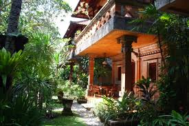 ubud bungalow ubud bali accommodation hsh stay