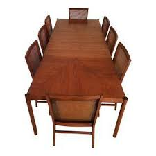 danish modern dining room furniture vintage used danish modern dining chairs chairish