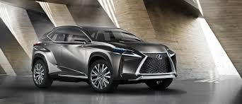 new lexus small suv 2015 all new lexus nx compact crossover carfab com