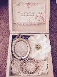 bridesmaid invitation best 25 bridesmaid invitation box ideas on brides