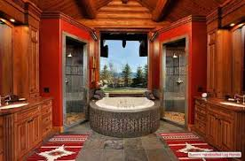 log home bathroom ideas vanity log cabin bathroom decor bclskeystrokes in home designing