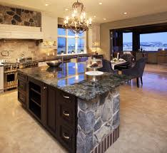 Kitchen Island Calgary Wolf Custom Homes