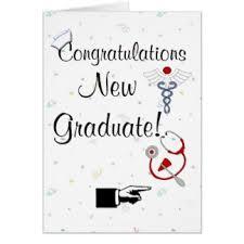 Congratulations Nurse Card Humorous Graduate Congratulations Greeting Cards Zazzle
