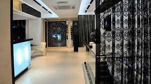 beauty salon interior design by