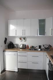 cuisines blanches et bois charmant cuisine blanc et bois avec cuisine blanche bois et inox