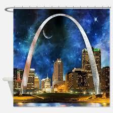Curtains St Louis St Louis Shower Curtains Cafepress