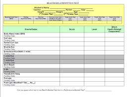 Pto Spreadsheet Template Student Goal Setting Template