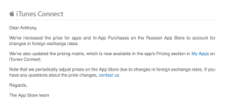 Apple Store Resume Apple Increases App Prices In Russia In Response To Changing