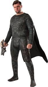 Superman Halloween Costumes Adults Superman Deluxe Halloween Costume Walmart