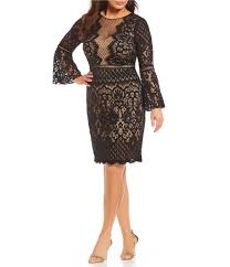 new years glitter dresses plus size cocktail party dresses dillards