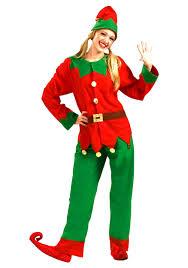 Elven Halloween Costume Elf Costume Mens Womens Christmas Costumes