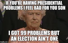 Queen Elizabeth Meme - queen elizabeth london olympics not amused imgflip