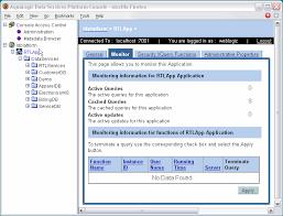 configuring data services platform applications