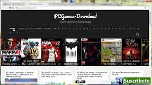 top 5 best website for download pc games for free youtube