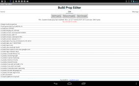 editor apk build prop editor android apps on play