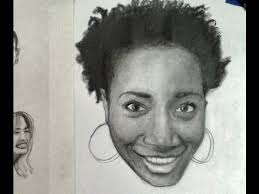 pencil drawing tips smile expression demonstration how to draw