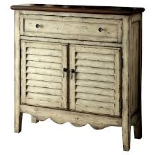 sun u0026 pine gretel country style 1 drawer cabinet antique white