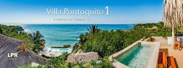 Punta Mita Mexico Map by Escape Holiday Villas In Punta De Mita Mexico Lpr Luxury