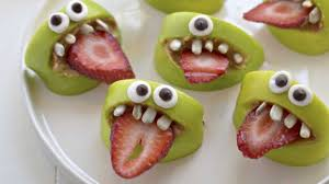 cute and healthy halloween party foods for kids newsday