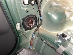 suzuki jimny interior installation of the rear speakers on the suzuki jimny danbp org