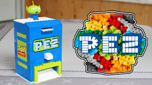candy legos where to buy lego pez story candy machine