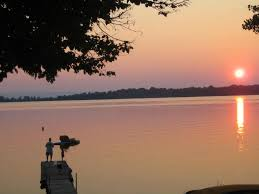 Vermont travel tv images Lakefront home spectacular sunsets homeaway grand isle jpg