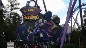 Bizarro Six Flags Great Adventure Bizarro Hd Pov Six Flags Great Adventure Jackson New Jersey