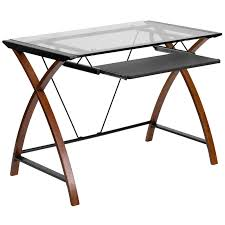 Z Line L Shaped Desk by Z Line Claremont Desk Espresso Hayneedle