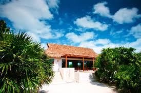kanxuk blue maya tulum beachfront luxury villa in siak ka u0027an